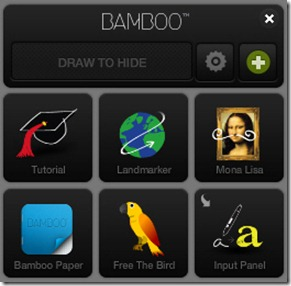 bamboo dock mac